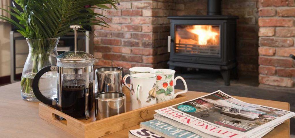 Sitting Room at Dunstanburgh View
