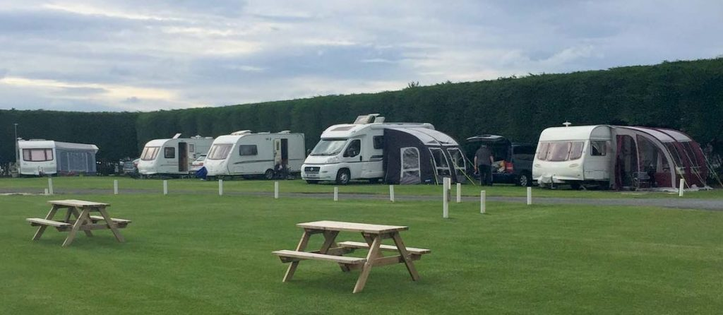 Proctors Stead Campsite
