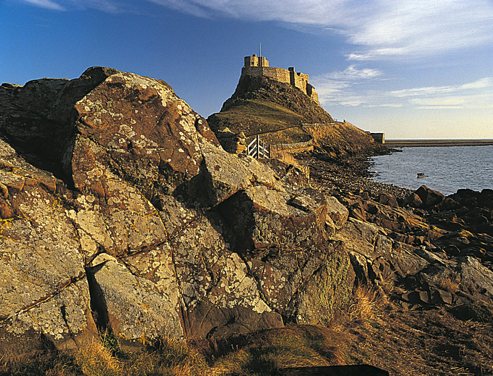 Lindisfarne Castle, Northumberland (graeme-peacock.com)
