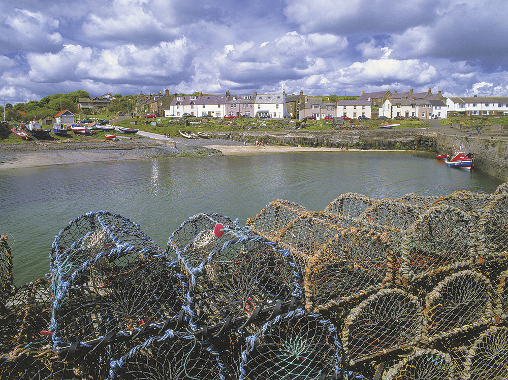 Craster Harbour, Northumberland (graeme-peacock.com)